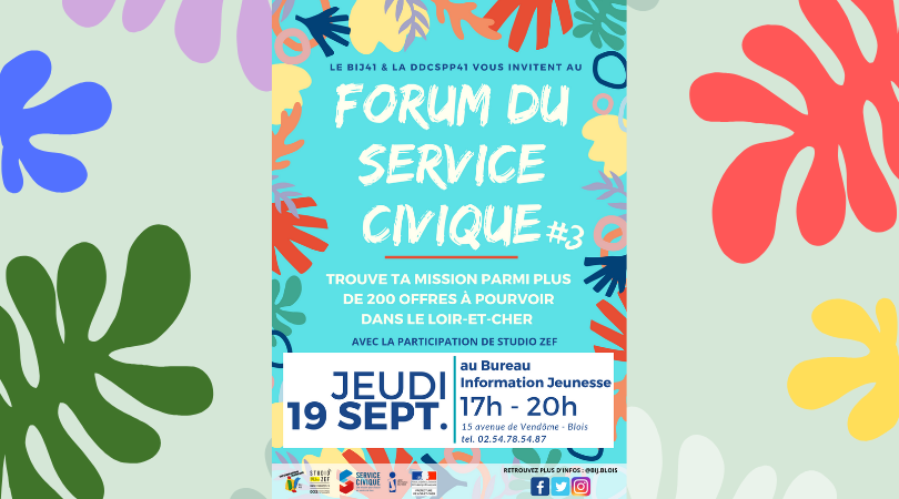 Blois - Forum du Service Civique #3