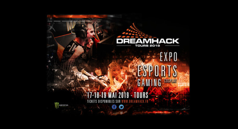 Tours - Dreamhack Tours 2019
